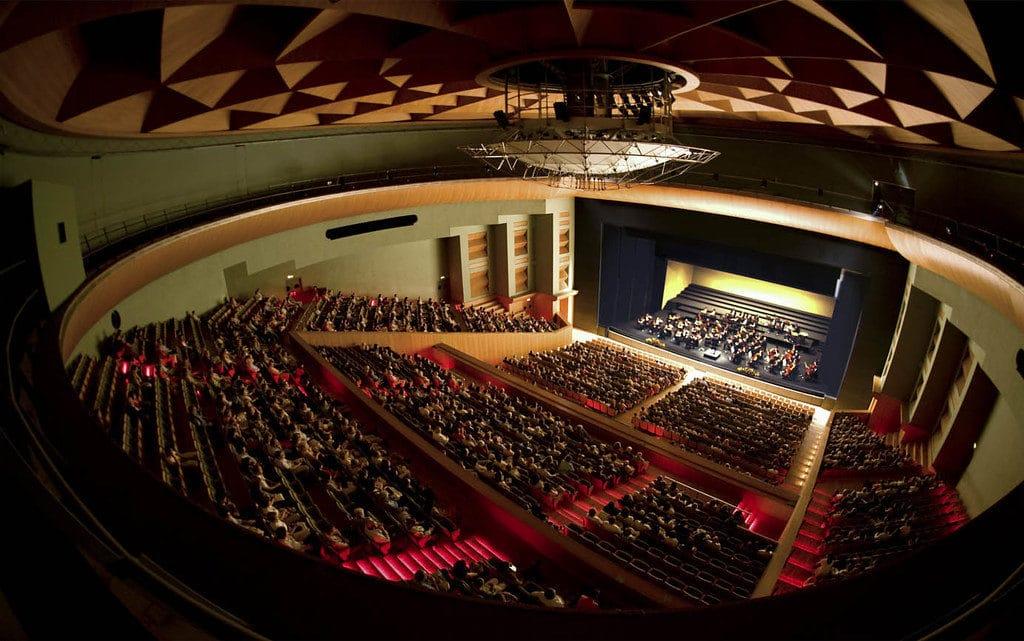 Sortir à Séville : Teatro de la Maestranza pour assister à un concert. Photo Sevilla Congress & Convention Bureau