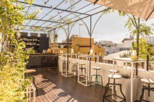 7 Hôtels pas chers et agréables à Séville à partir de 44 euros