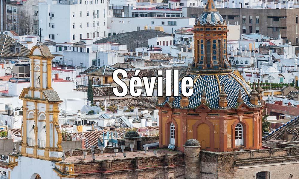 Visiter Séville en Espagne pendant un week-end ou plus. Photo de CEPHOTO Uwe Aranas