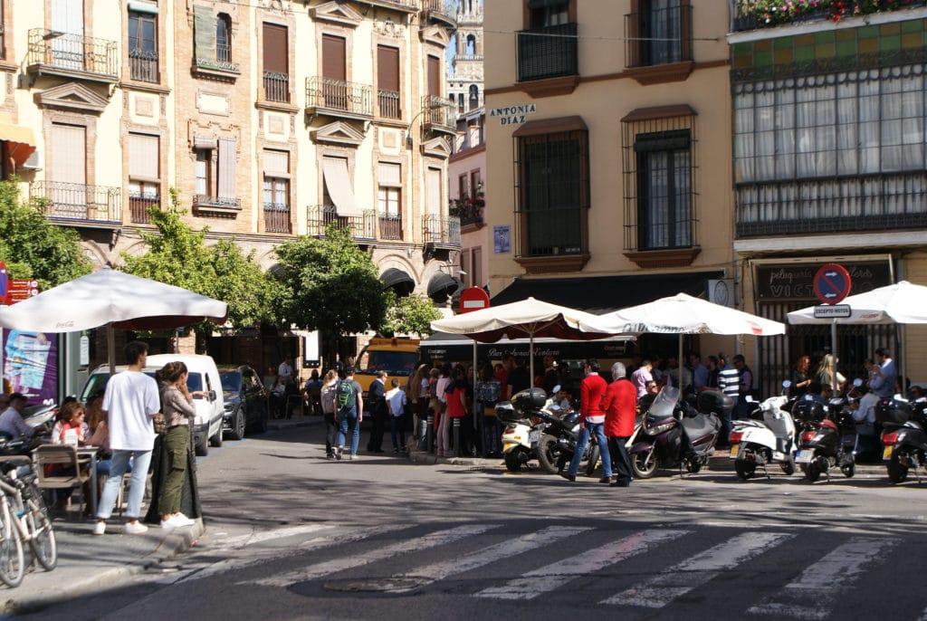 Quartier de l'Arenal à Séville : Flamenco et corrida