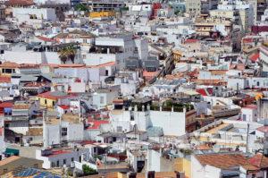 Quartier Santa Cruz à Séville : Cathédrale, palais maure et quartier juif