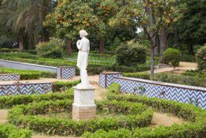 Parc de María Luisa à Séville : Séduisant poumon vert [Sur]
