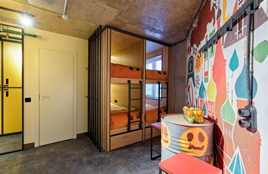 Lifestyle Aparthotel We & I by Vertical, auberge de jeunesse à Saint Petersbourg.