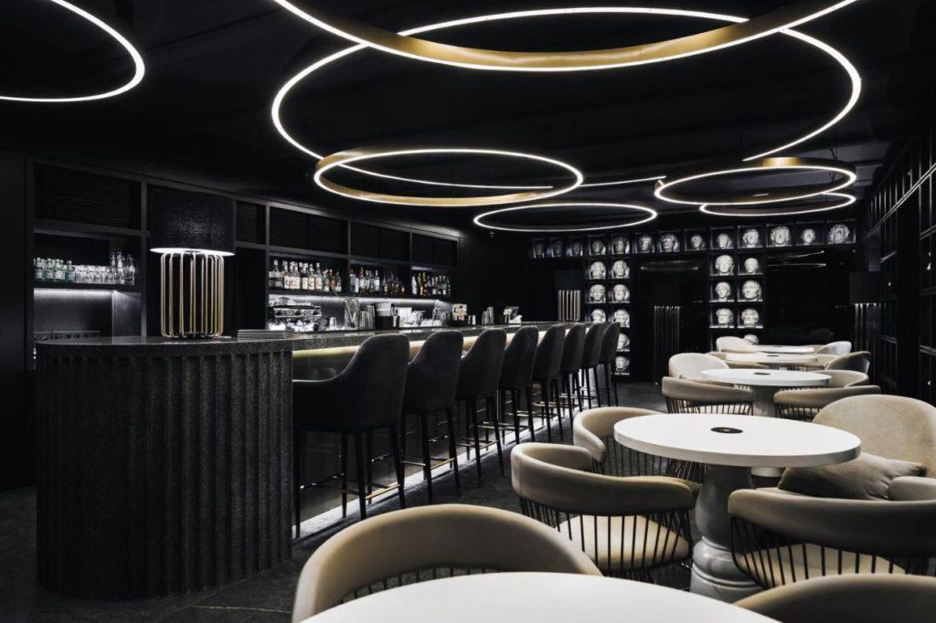 Hotel de luxe à Saint Petersbourg : Boutique Hotel The Gamma
