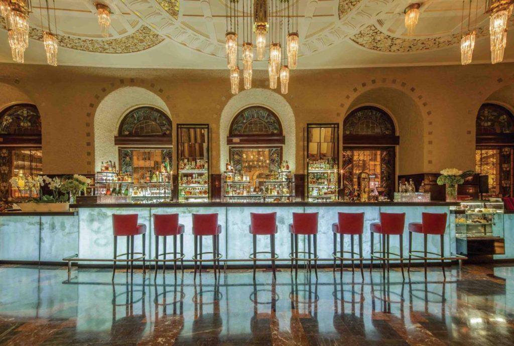 Hotel de luxe à Saint Petersbourg : Grand Hotel Europe A. Belmond.