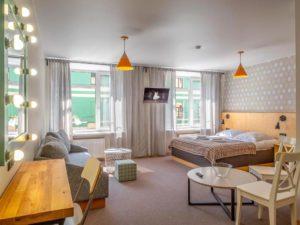 7 Hotels pas chers à Saint Petersbourg : Classique, insolite et design