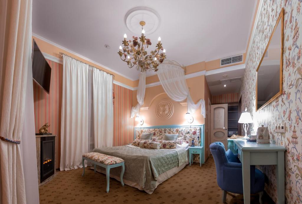 Trezzini Art Hotel, hôtel pas cher à Saint Petersbourg