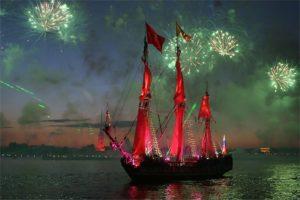 Nuits blanches de Saint Petersbourg : Festivités et programme