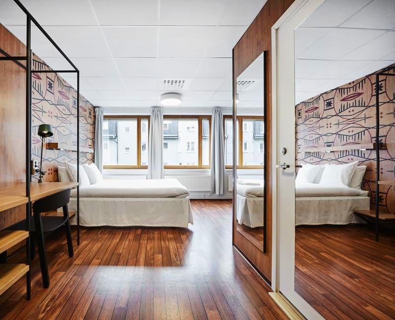 Auberge de jeunesse à Stockholm : Hostel Generator Stockholm