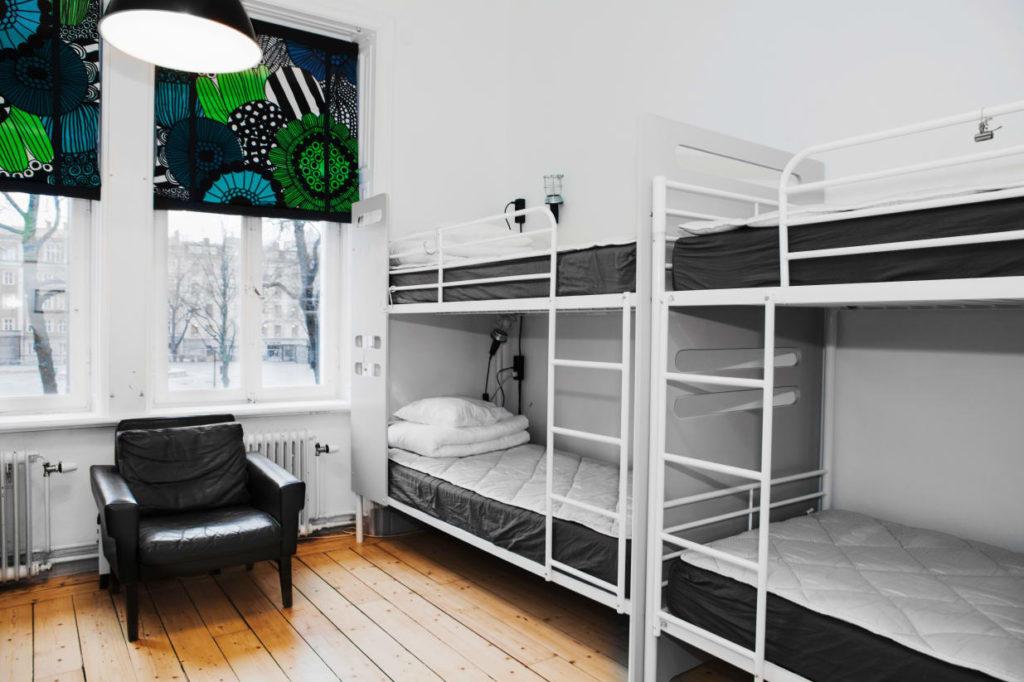 City Backpacker, auberge de jeunesse à Stockholm.