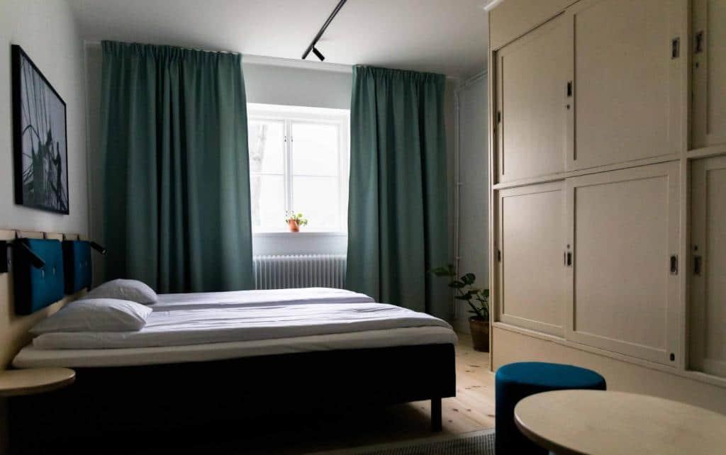 STF af Chapman & Skeppsholmen : Auberge de jeunesse insolite à Stockholm