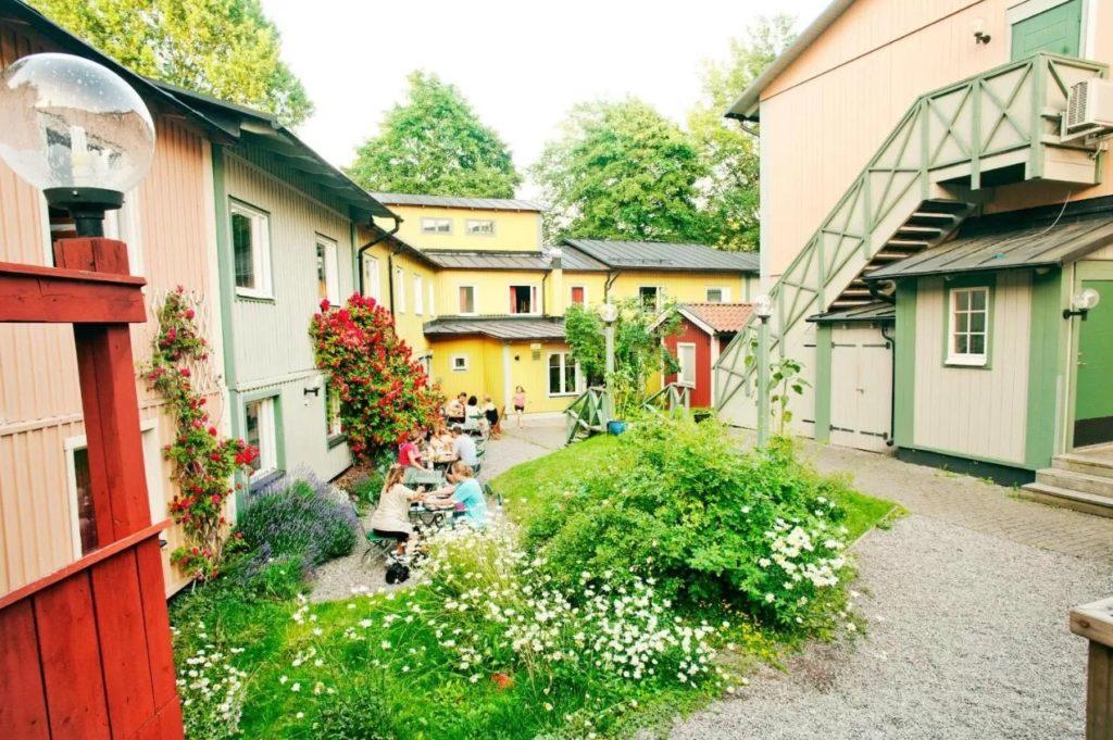 Auberge de jeunesse Zinkensdamm Hostel à Stockholm.