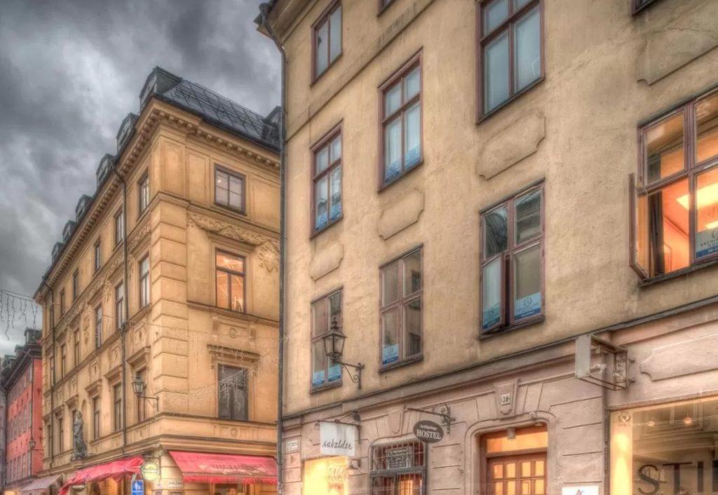Archipelago Hostel Old Town : Auberge de jeunesse à Stockholm.