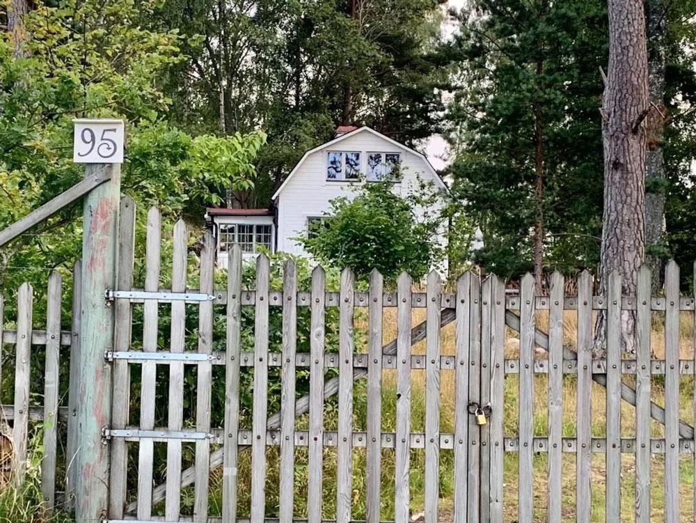 Maison de campagne cosy près de Stockholm.