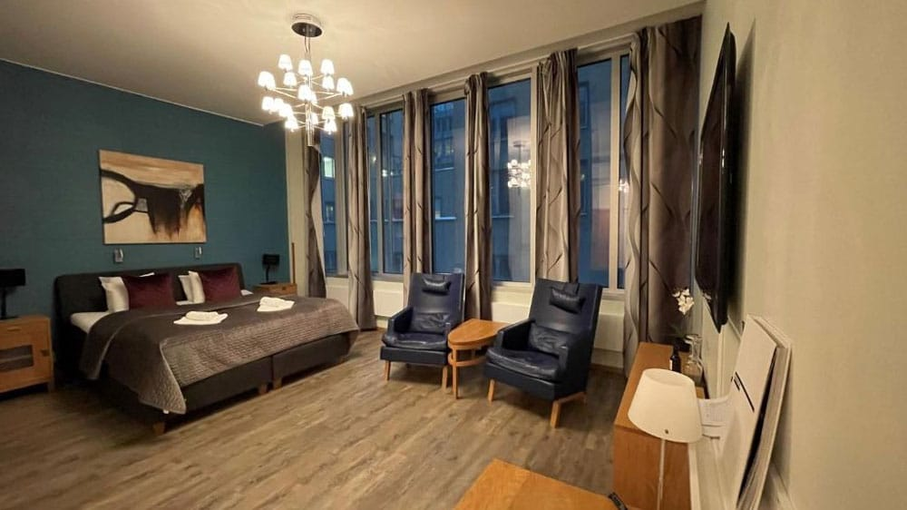 First Hotel Kungsbron, hotel pas cher à Stockholm.