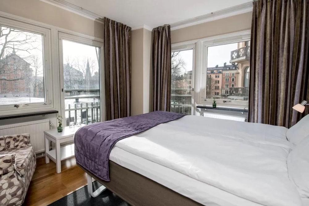 Hotel Tegnerlunden, hôtel pas cher à Stockholm.