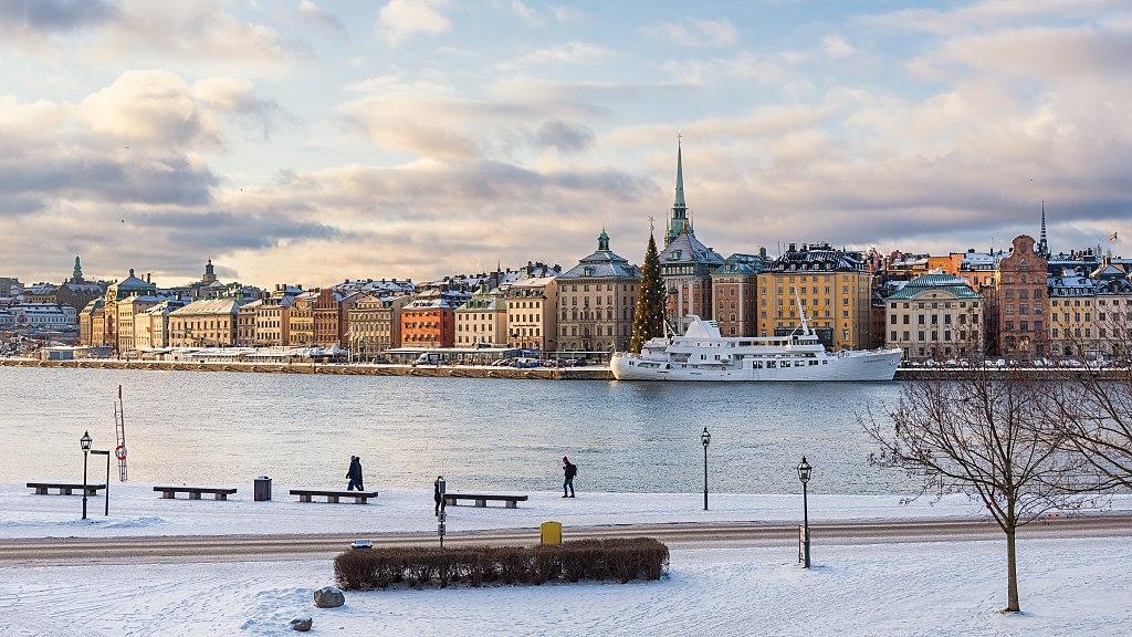 Quand venir à Stockholm en Suède ? Climat et météo à 7 jours. Photo du quartier de Gamla Stan de Julian Herzog