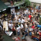 Bar Szimpla Kert à Budapest