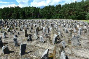Camp d'extermination nazi de Treblinka près de Varsovie