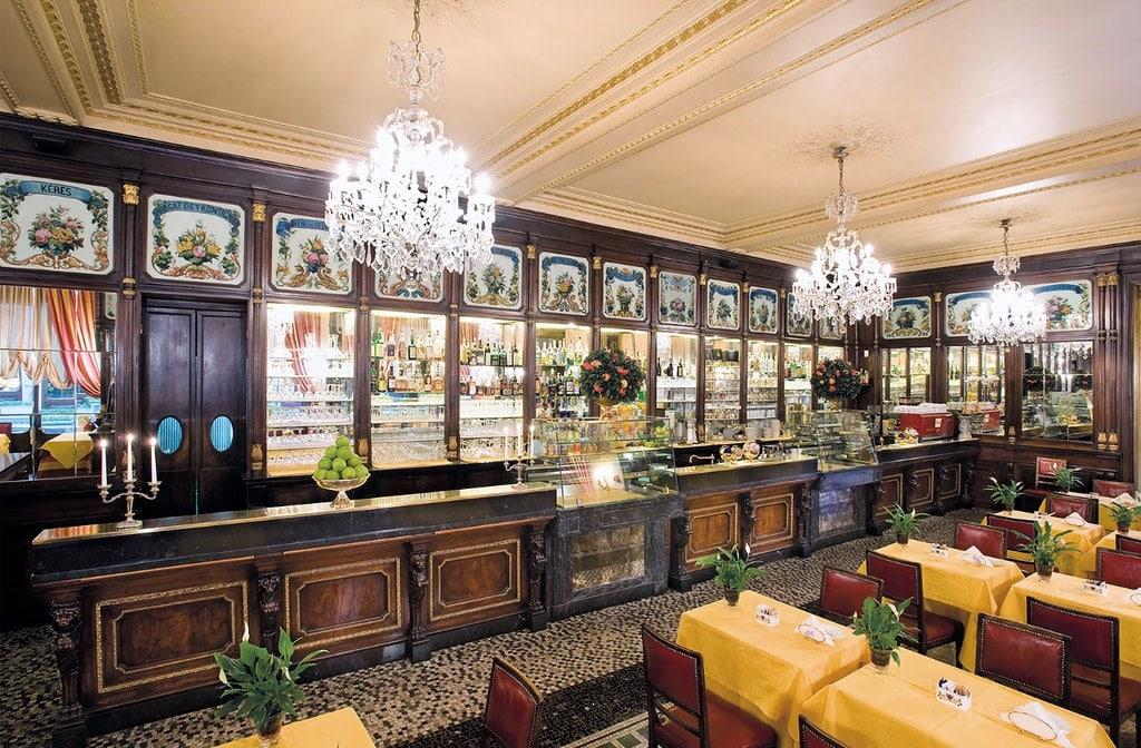 7 cafés historiques à Turin : Superbes et incontournables