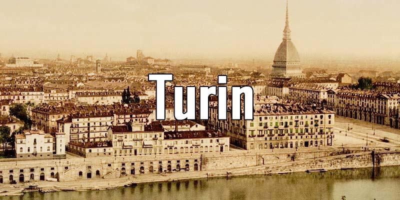Guide de Turin en Italie.
