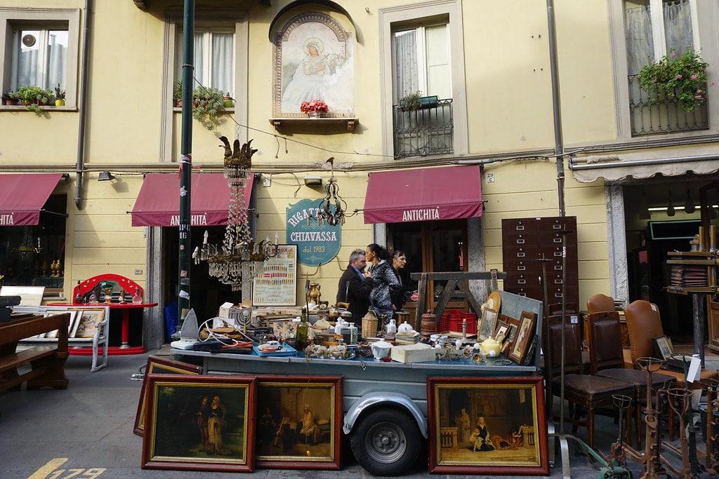 Aurora, quartier populaire et multiethnique de Turin [Nord]