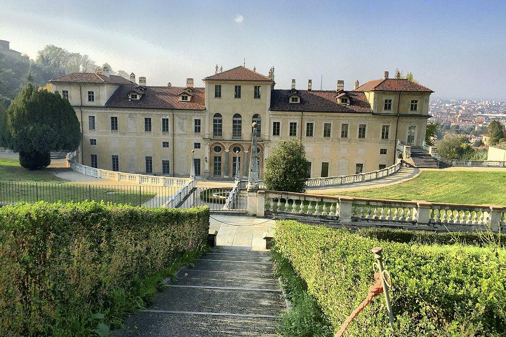 """Villa della Regina à Turin dans le quartier du Borgo - Photo de Uccio """"Uccio2"""" D'Ago"""
