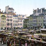 Varsovie en 1900 dans d'anciennes et belles photos