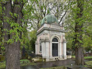 4 Plus beaux cimetières de Varsovie