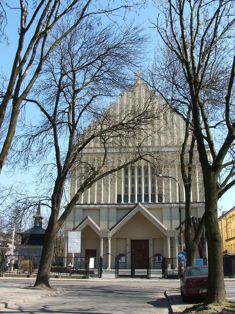 Église catholique Notre-Dame du Perpétuel Secours de Varsovie - Photo de Tadeusz Rudzki