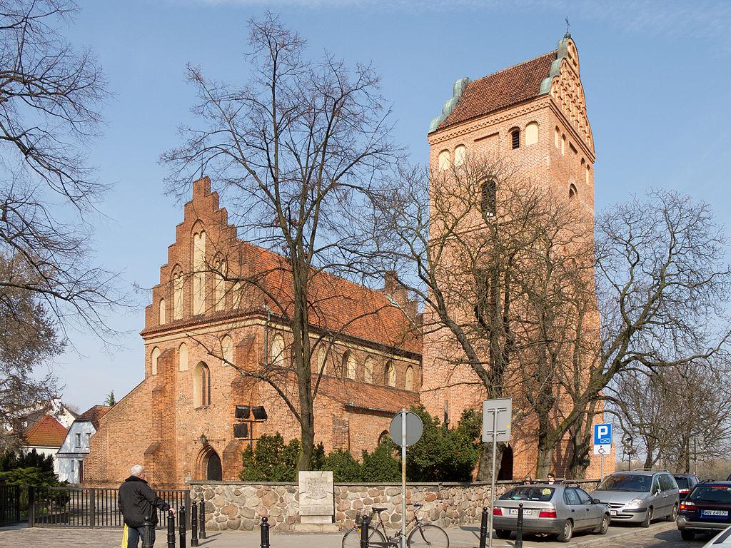 Eglise Nawiedzenia Najświętszej Marii Panny à Varsovie aujourd'hui - Photo de Carlos Delgado