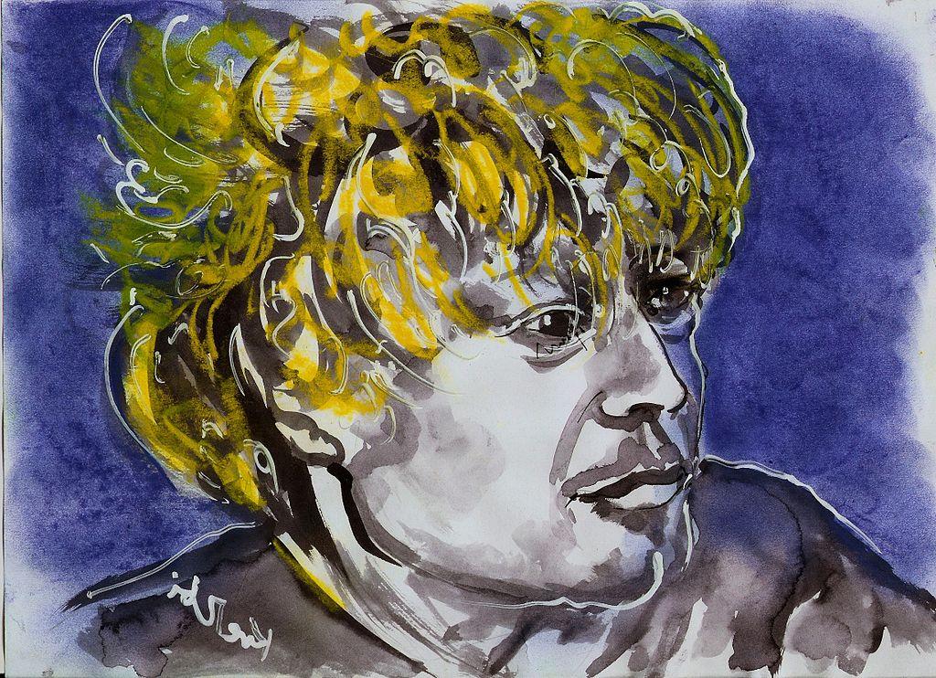 Portrait de Krzysztof Komeda par Zbigniew Kresowaty