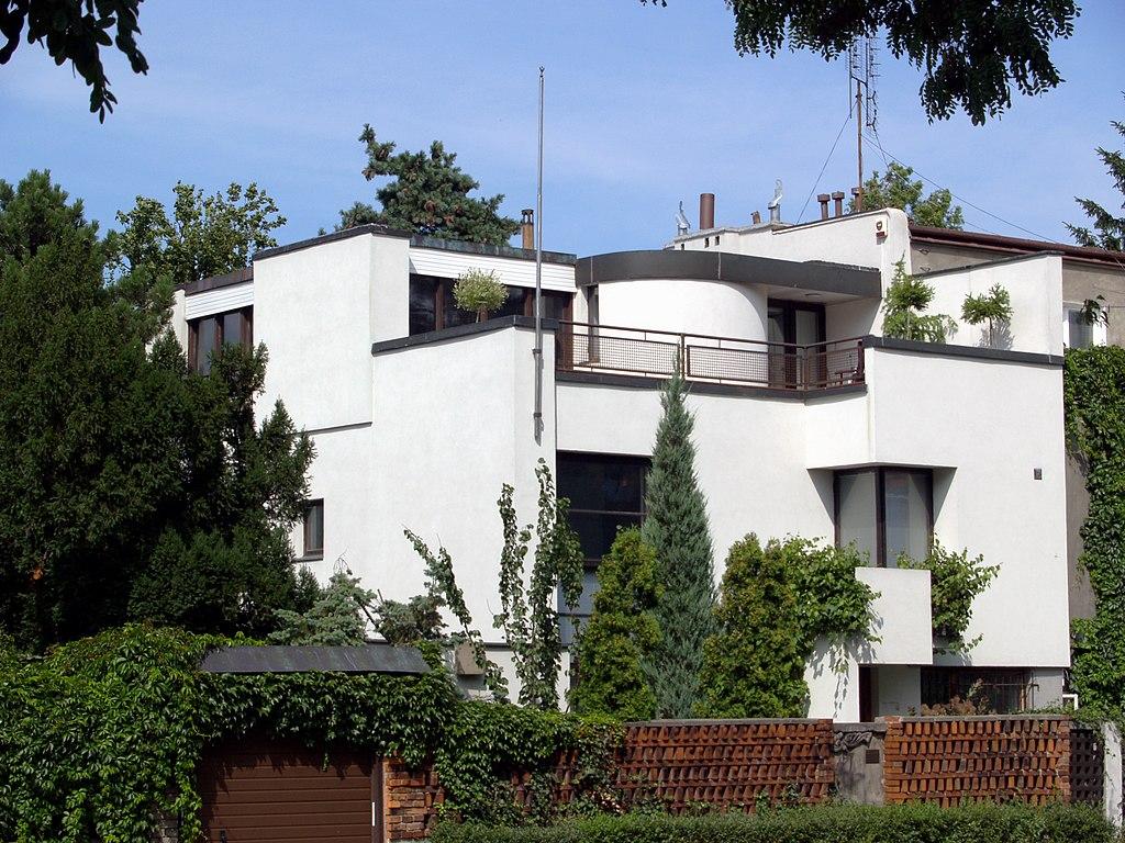 Quartier de Zoliborz à Varsovie