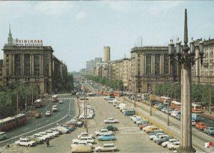 MDM & Plac Konstytucji à Varsovie : Grandeur communiste [Centre-sud]
