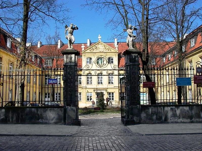 Palais dans la Nouvelle Ville de Varsovie - Photo de Zbigniew Strucki