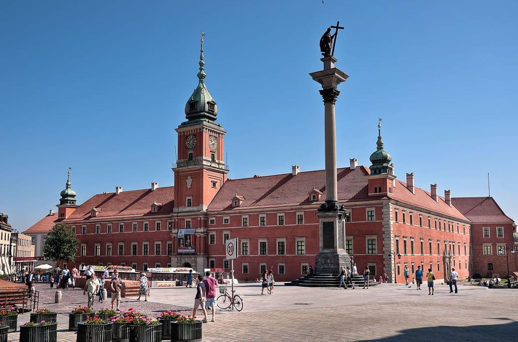 Palais Royal de Varsovie - Photo de Mkos