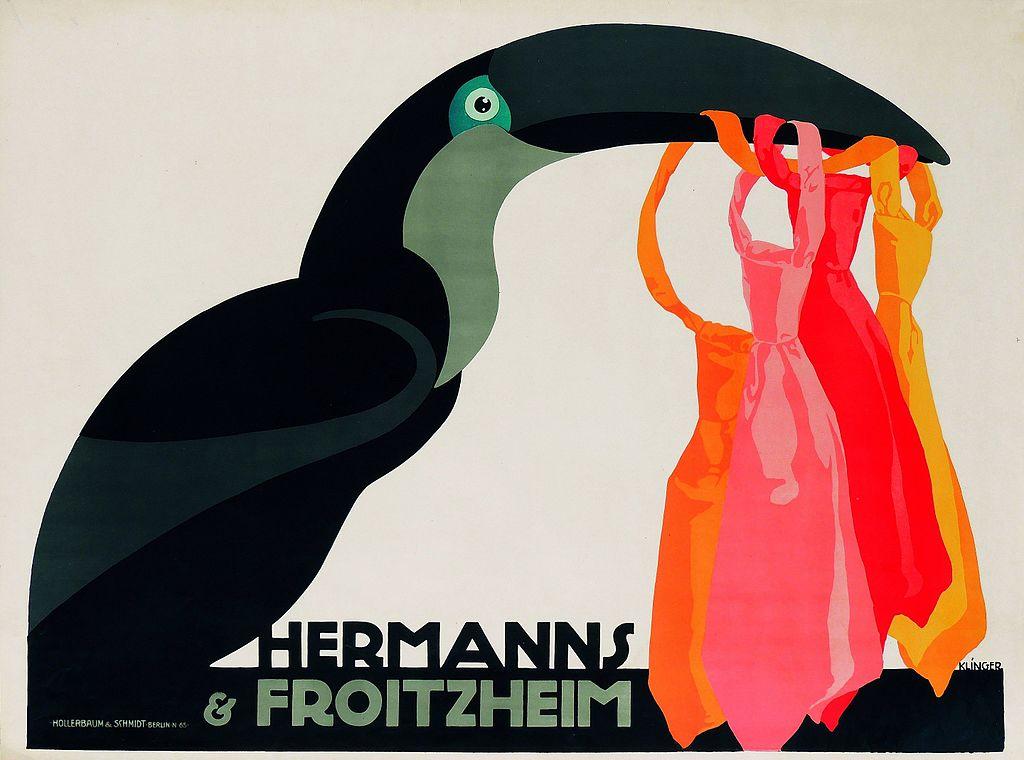 Poster au Musée des affiches de Varsovie.
