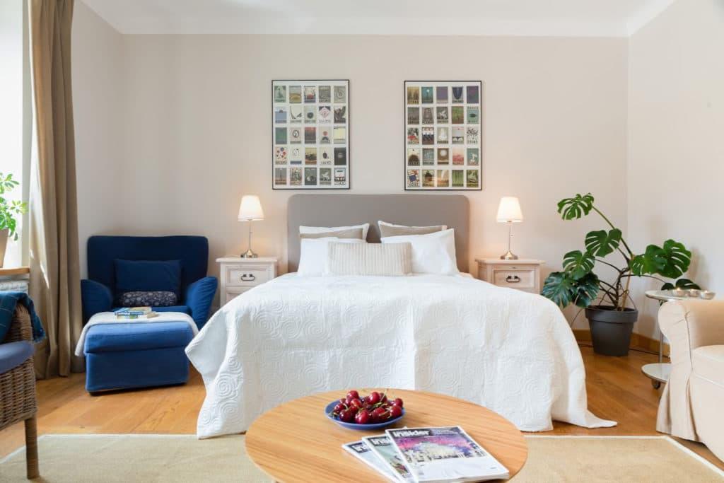 Appartement d'Alicja à louer à Varsovie sur Airbnb.