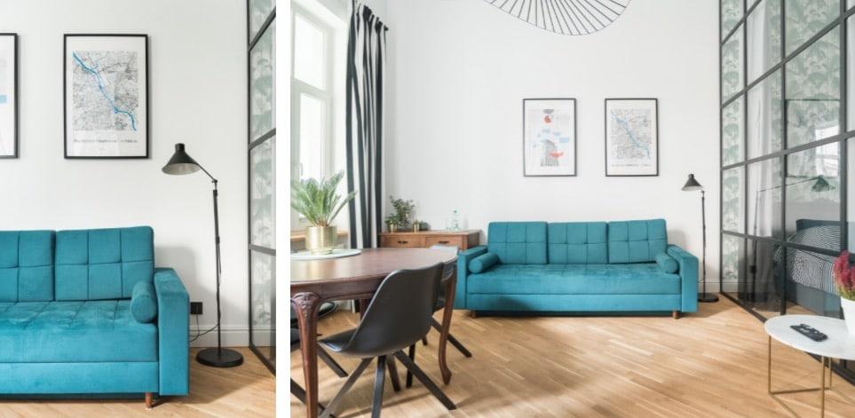 Airbnb : Appartement de Kasia et Pawel à louer à Varsovie.