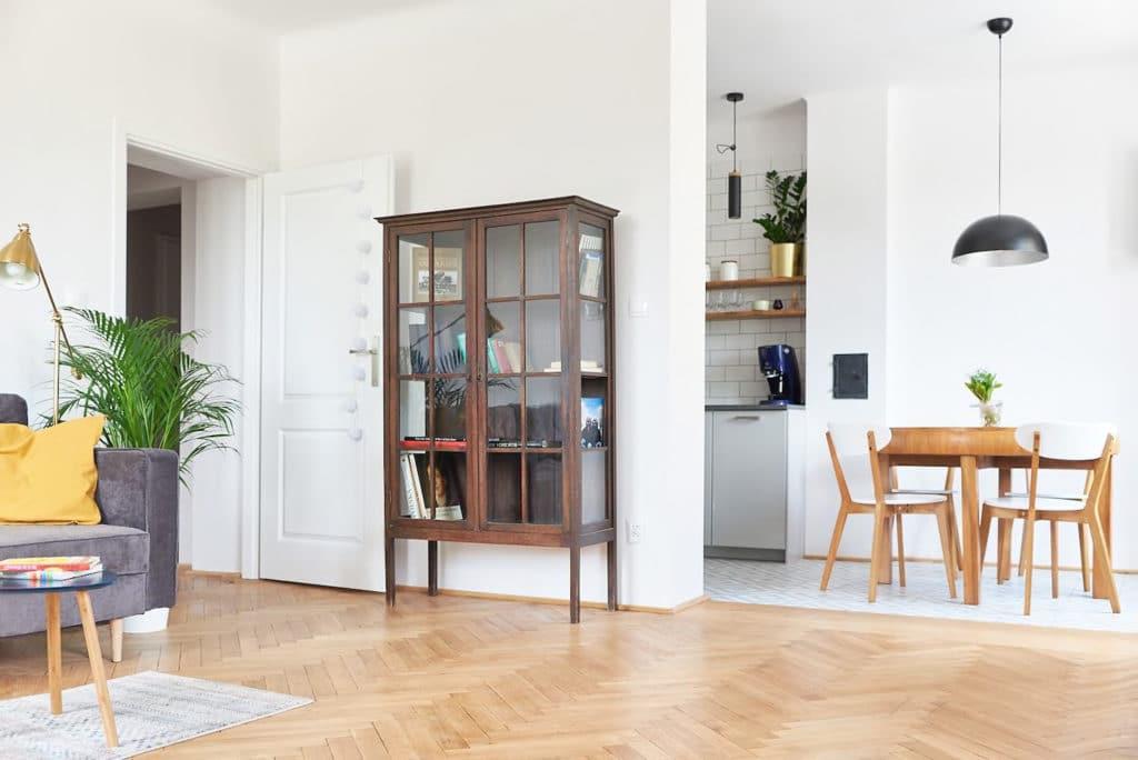 Appart de Magda à louer à Varsovie sur Airbnb.
