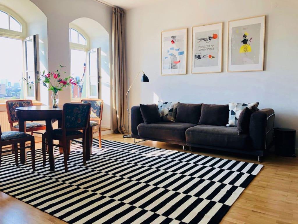 Airbnb : Appartement de Pawel en location à Varsovie.