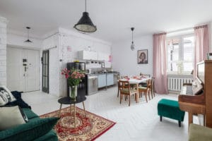 8 Appartements Airbnb en location à Varsovie : Charmant, Vintage, Arty…
