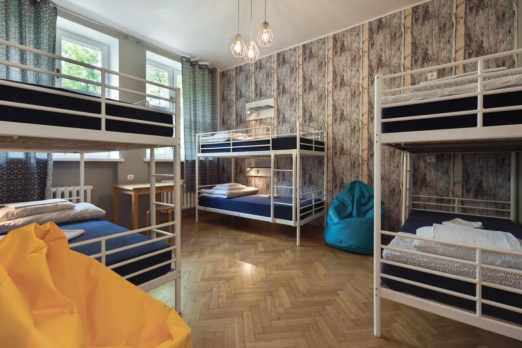 Auberge de jeunesse Tatamka Hostel à Varsovie.