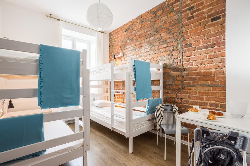 Auberge de jeunesse Vava Hostel à Varsovie.