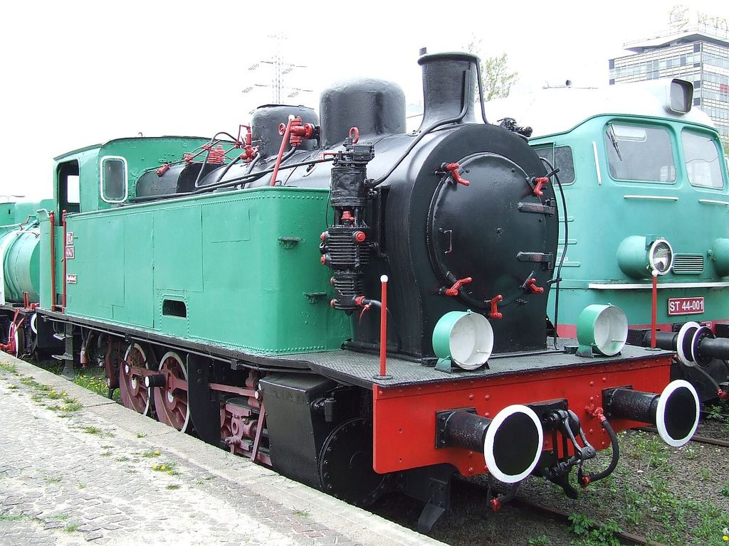 Musee du train à Varsovie - Photo d'Hiuppo