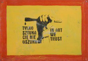 Curieux musée d'art contemporain Zachęta à Varsovie ! [Centre-Nord]
