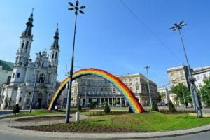 Quartier Centre-Sud à Varsovie, l'esprit hipster-chic de Varsovie