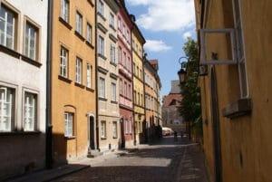 Vieille ville de Varsovie : La reconstruction géniale d'après guerre