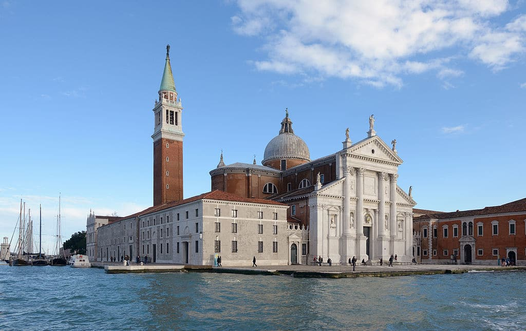 Basilique de San Giorgio Maggiore près de Venise - Photo de Wolfgang Moroder