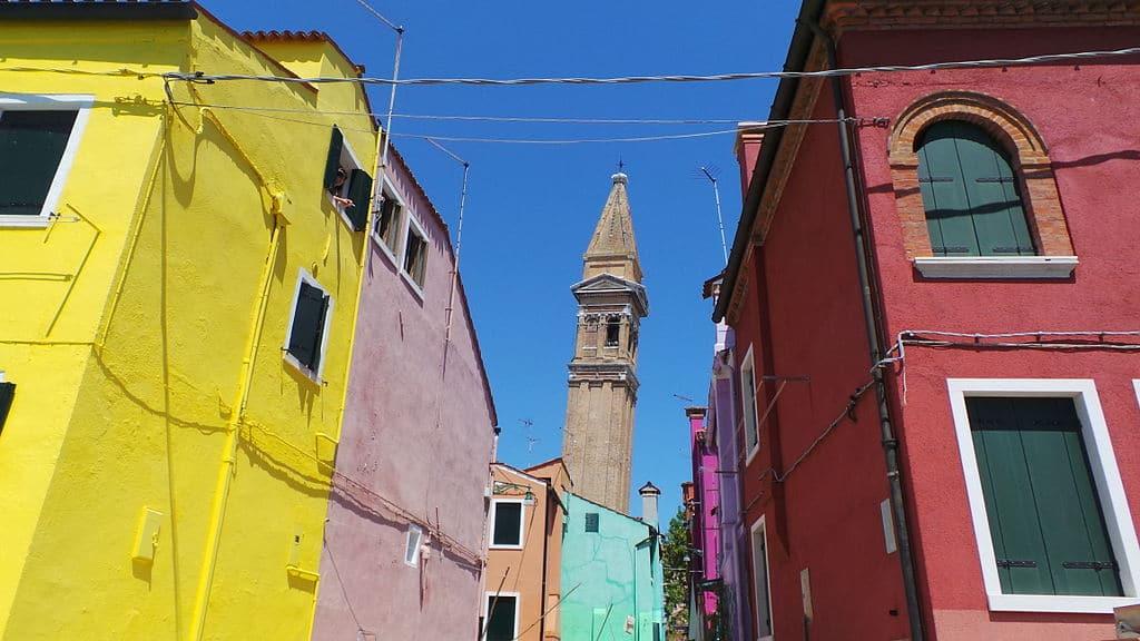 venise-Burano_campanile-Anton-Nosik